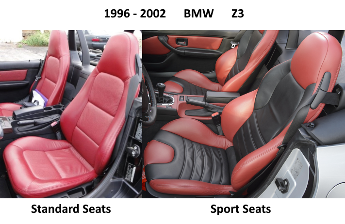Bmw Z3 Seat Covers Leather Velcromag